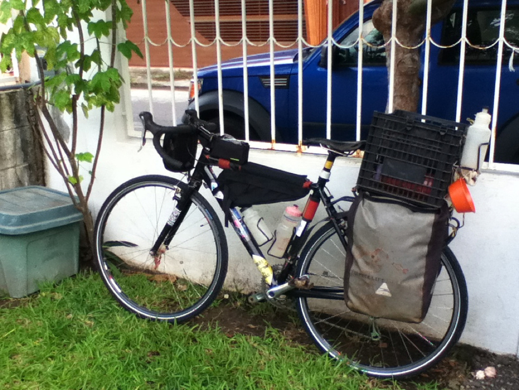 Now boarding bicycle adventure 2014 - The Free Life